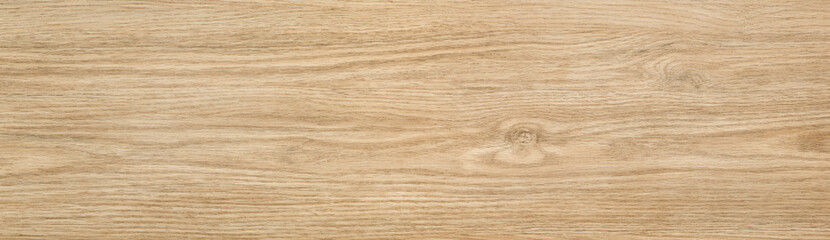 Wood texture background, light long wooden plank or laminate board