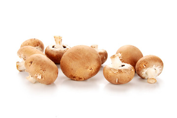 mushrooms champignons