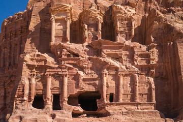 Corinthian Tomb in Petra