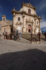 Ragusa Ibla Chiesa Anime Sante del Purgatorio