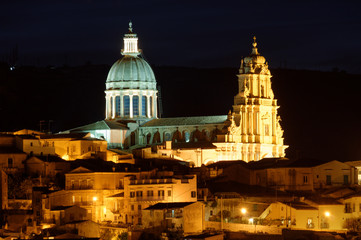 Ragusa Ibla Cattedrale di San Giorgio
