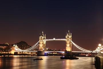 Tower Bridge von London