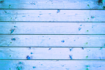 The blue wood texture with natural patterns