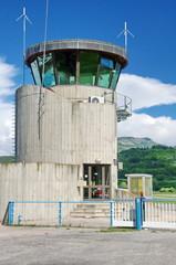 tour de controle d'aérodrome
