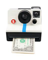 Instant cash concept