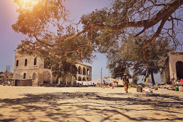 Sénégal : île de Gorée