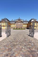 Eingang Schloss Bad Arolsen
