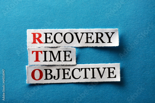 Another word for disaster recovery