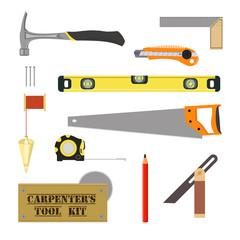 Carpenter`s Tool Kit