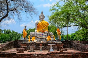 Ancient ruins,Thailand