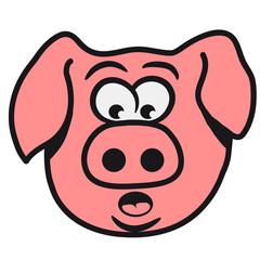 Schwein witzi