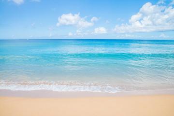 Plage de Grande Anse - Deshaies