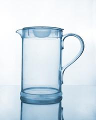 empty glass jug