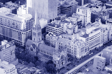 St Paul's Cathedral - Melbourne