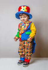 Clown suit