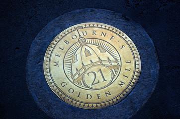Melbourne Golden Mile Heritage Trail