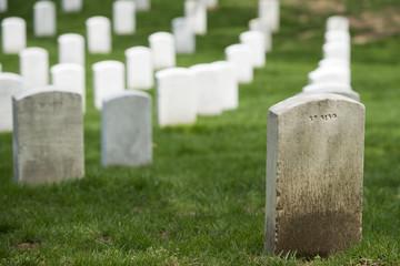Tuinposter Begraafplaats arlington cemetery graveyard