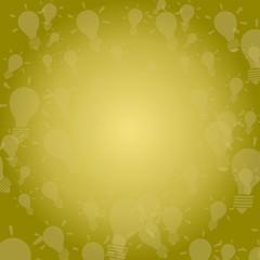 idea symbol background