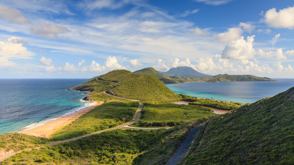 St Kitts Panorama