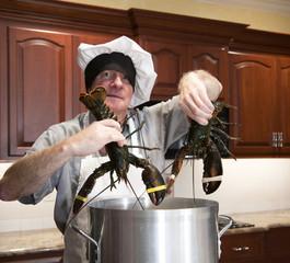 Lobster Dinner for 2