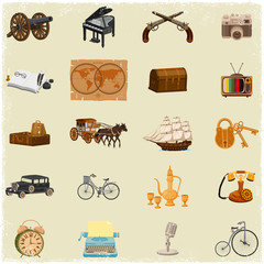 Antique Object