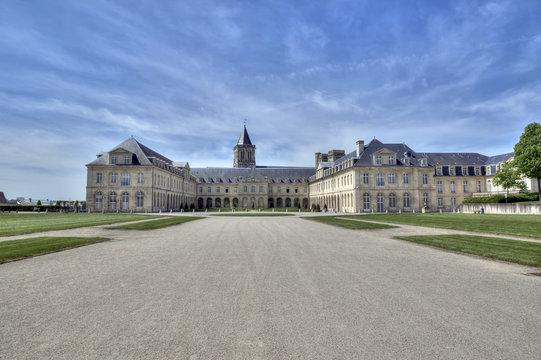 France, Caen - HDR Abbaye aux dames