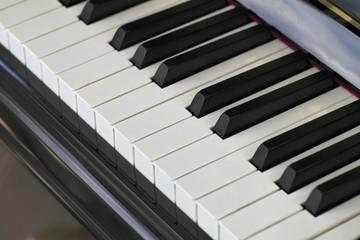 keyboards, piano