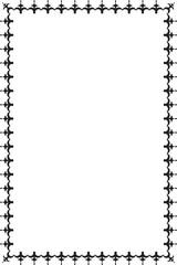 Victorian border