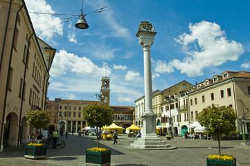 Rovigo - piazza Vittorio Emanuele II