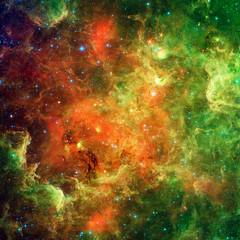 North American Nebula and Pelican nebula