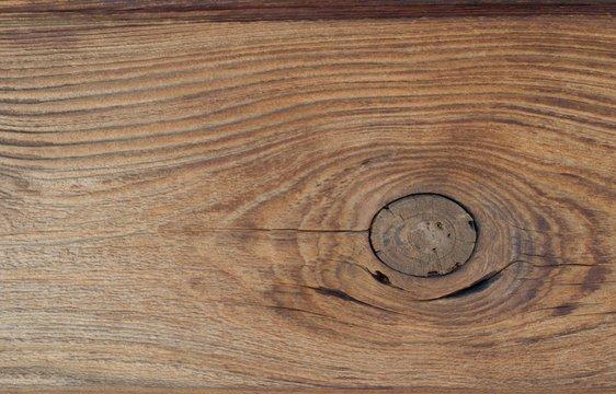 Cedar siding with knot