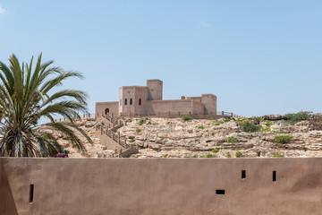 Taqah castle, Dhofar (Oman)
