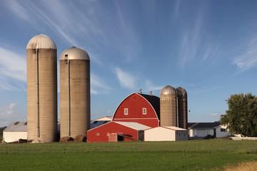 Modern Family Farm Fotoväggar