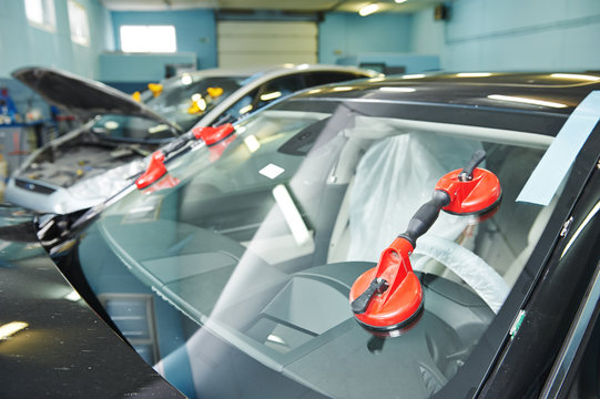 windshield windscreen replacement