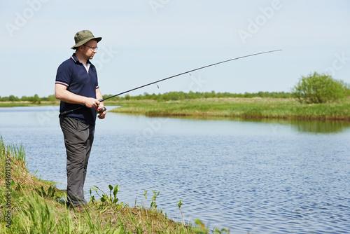 как поймать большую рыбу на удочку в пруду