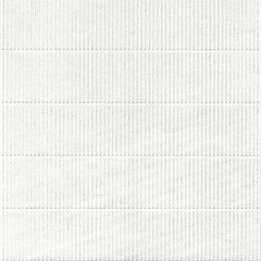 Embossed white paper with pattern