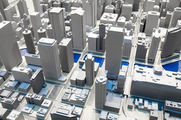 Miniature of Chicago city