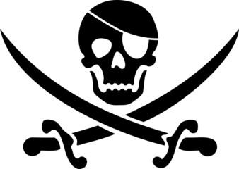 Pirat Augenklappe
