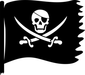 Bilder und Videos suchen: piratenflagge