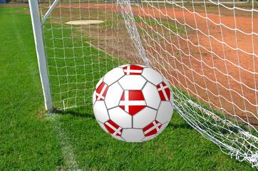 swiss ball goal