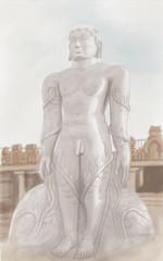 Statue of Mahavira