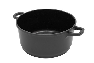 saucepan with non-stick coating