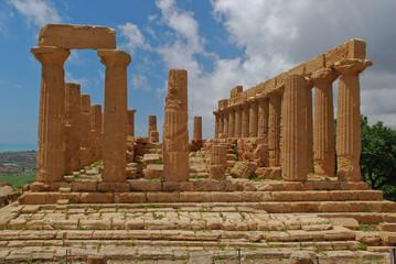Temple de Junon - Agrigente - Sicile