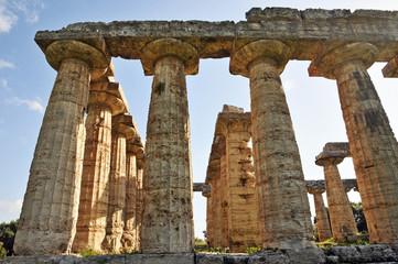 Paestum, sito archeologico e templi