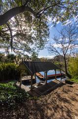 Boathouse  Melbourne Botanical Gardens