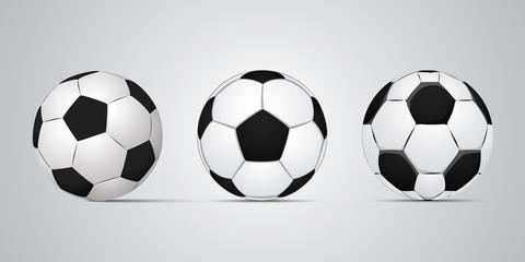 soccer ball classical, Illustration eps 10