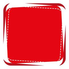 Banner Button Icon Störer Vektor