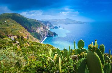Lipari island, Italy Fototapete
