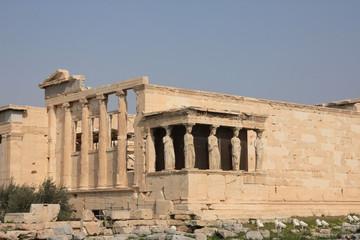 Athènes, Erechthéion