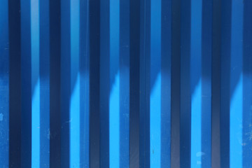 blue cargo freight container shipping texture background